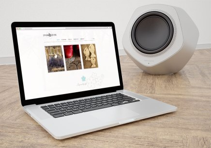 Janssi & Minssi websivut - etusivu