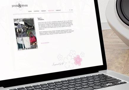 Janssi & Minssi websivut - verkkokauppa