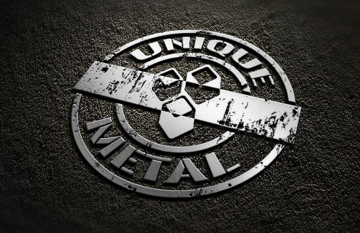Unique Metal logo